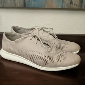 COLE HAAN Leather Sneakers